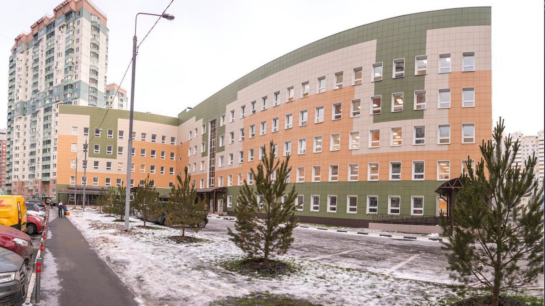 Открыта поликлиника в Павшинской Пойме