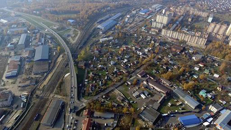 Андрей Воробьев губернатор московской области - Свободный переезд в поселке Нахабино