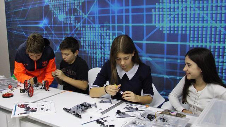 Андрей Воробьев губернатор московской области - Открыт детский технопарк «Кванториум»