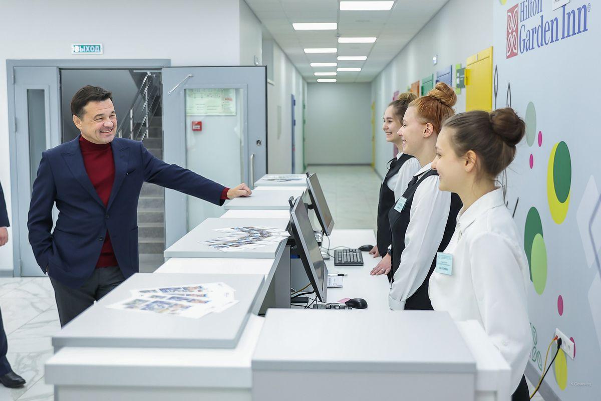 Андрей Воробьев губернатор московской области - Сохранить историю, создать рабочие места: что ждет Звенигород