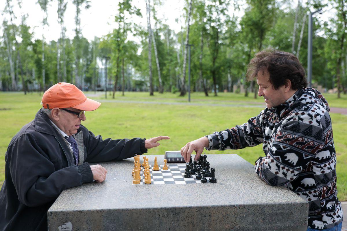 Андрей Воробьев губернатор московской области - Современный отдых в парке и на площади. Как преображается Ивантеевка
