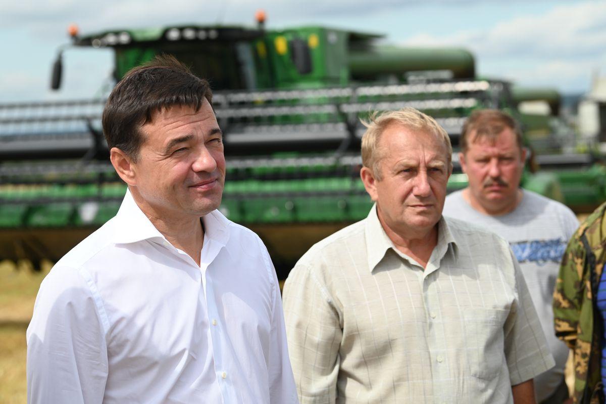 Андрей Воробьев губернатор московской области - Очевидный факт. Почему в Подмосковье так развито сельское хозяйство