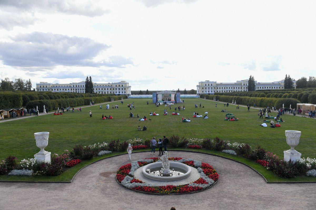 Андрей Воробьев губернатор московской области - Музей «Архангельское» отмечает 100-летие