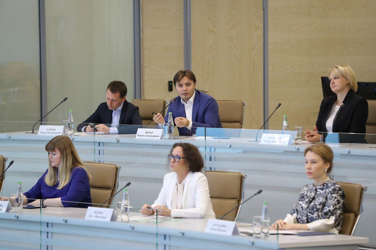 Андрей Воробьев губернатор московской области - В ЦУРе прошла вторая встреча с активистами области
