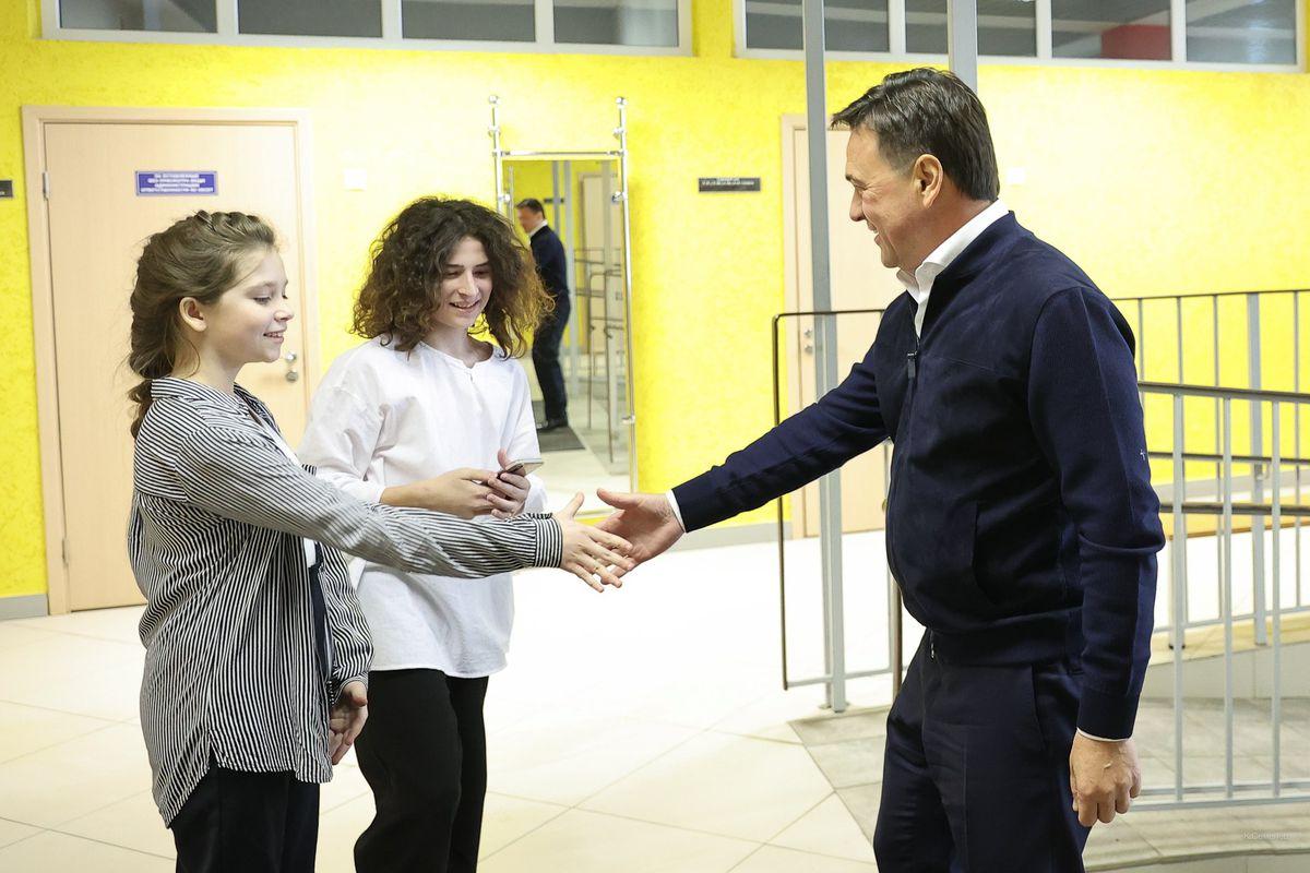Андрей Воробьев губернатор московской области - Масленица в Подмосковье — пекут все