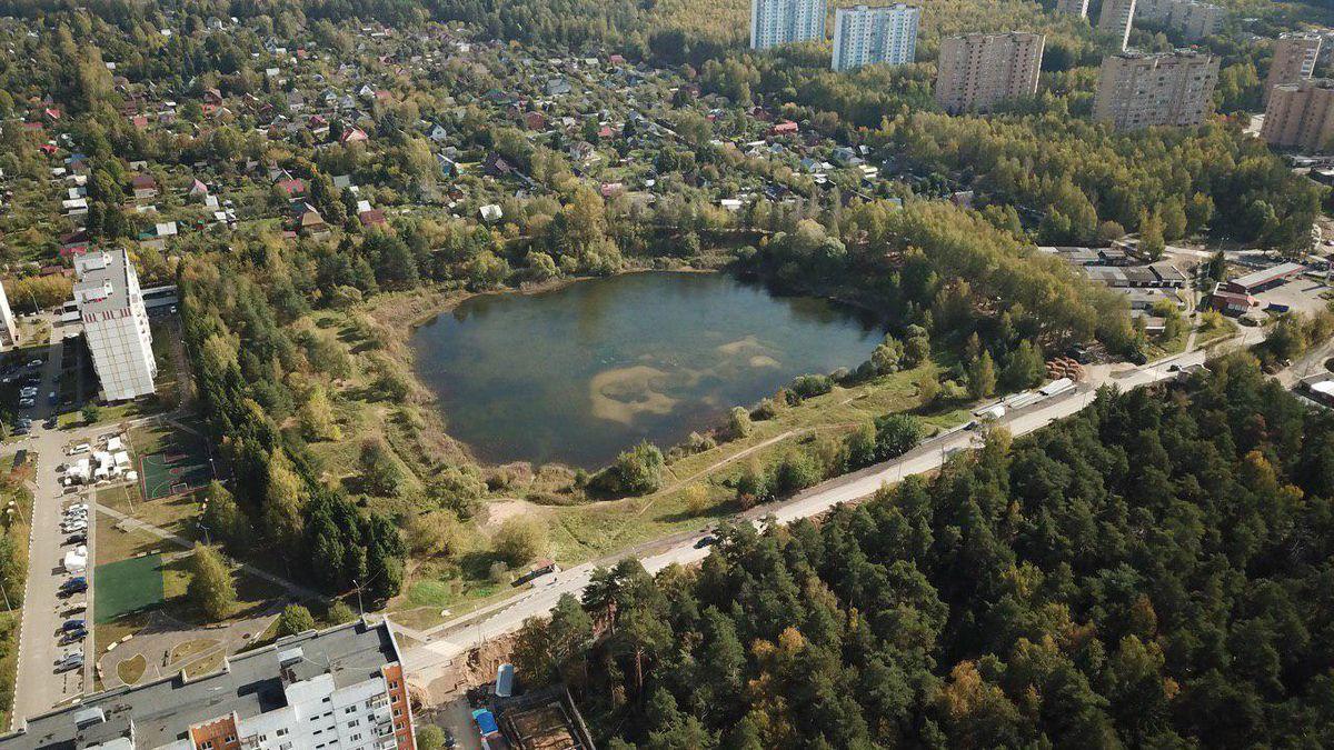 Андрей Воробьев губернатор московской области - Набережную в Звездном городке благоустроят в 2020 году