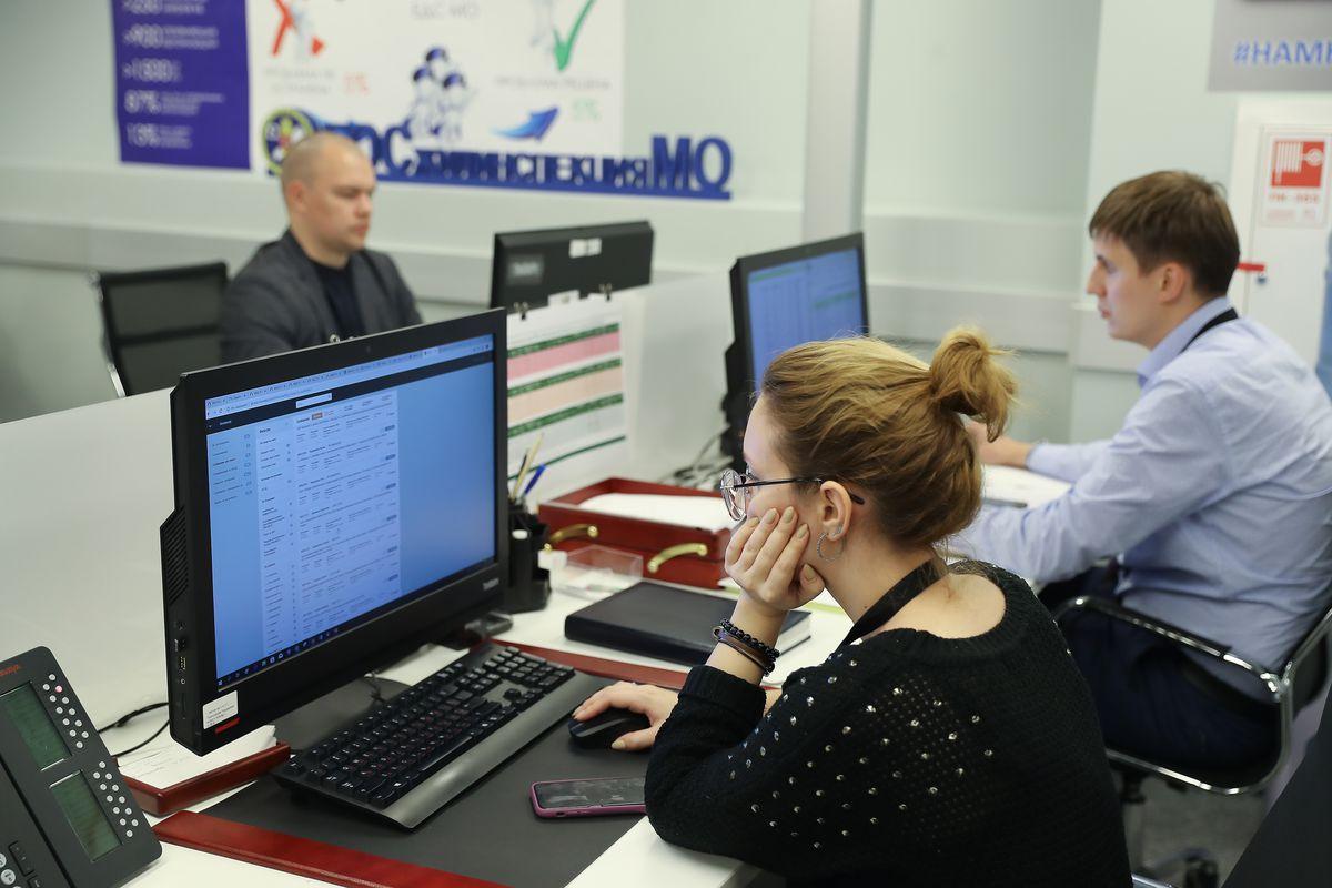 Андрей Воробьев губернатор московской области - Контроль и утилизация: в Подмосковье ЦУР помогает бороться с мусором