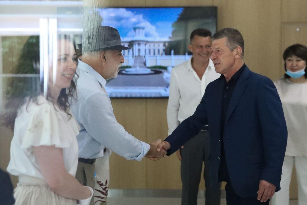 Андрей Воробьев губернатор московской области - Музей-усадьба «Архангельское» готовится к возобновлению работы