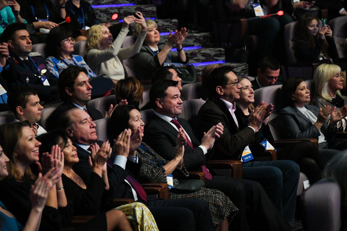 Андрей Воробьев губернатор московской области - Семь лет добрых дел: в области наградили лауреатов ежегодной премии «Наше Подмосковье»