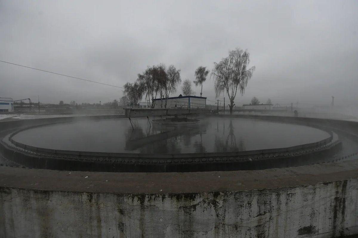 Андрей Воробьев губернатор московской области - Чистые реки и водоемы. В Щелкове реконструируют очистные сооружения