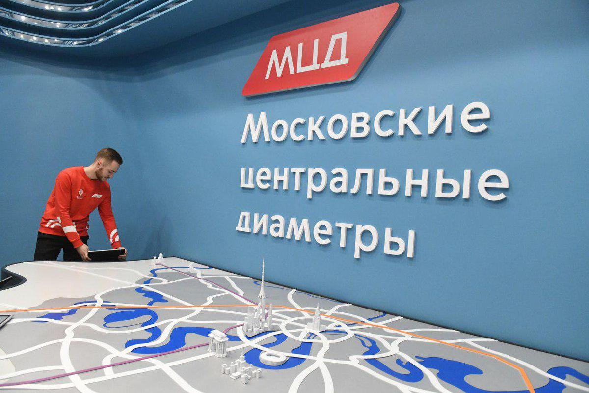 Андрей Воробьев губернатор московской области - Запуск движения скорых электропоездов сообщением «Москва — Одинцово»