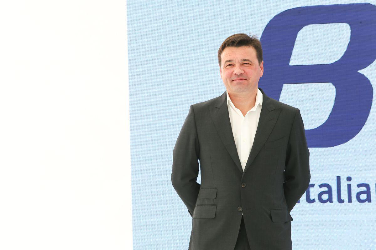 Андрей Воробьев губернатор московской области - Две линии завода Barilla открылись в Солнечногорске, впереди – новый завод