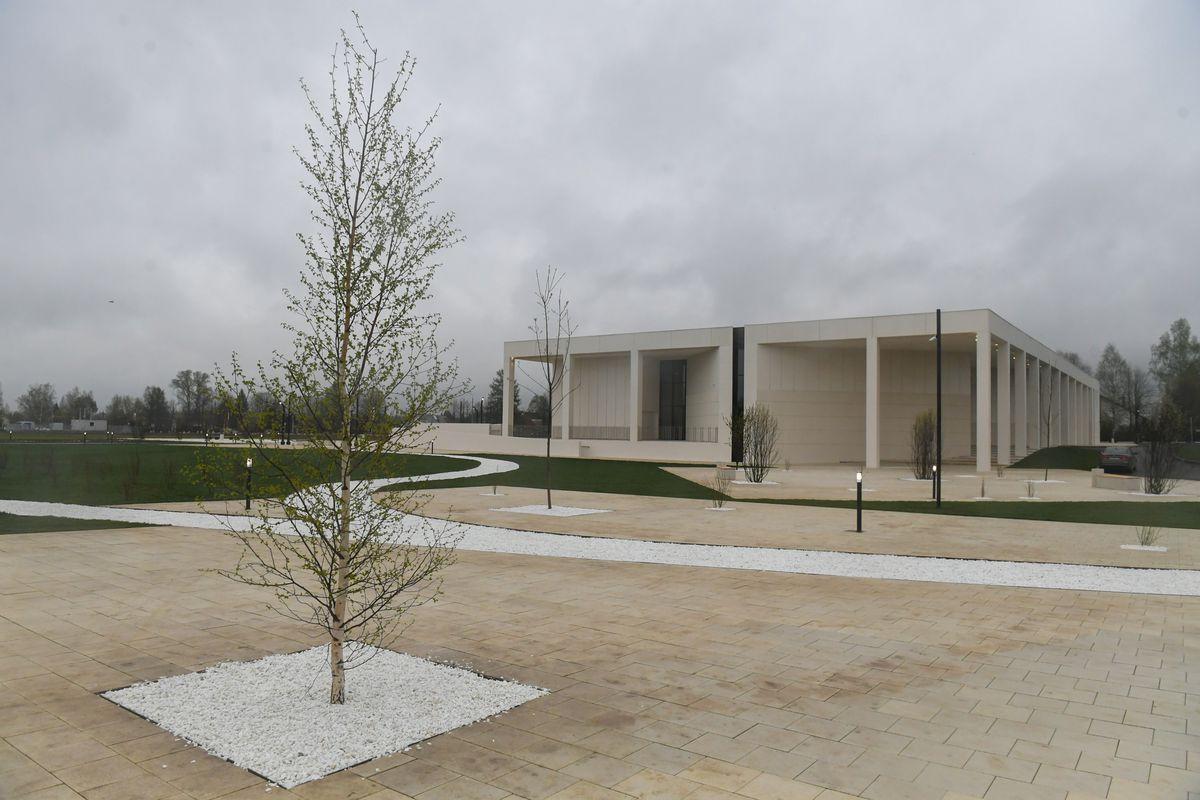 Андрей Воробьев губернатор московской области - В память о подвиге. Новый музейный комплекс «Зоя» открылся в Рузском округе
