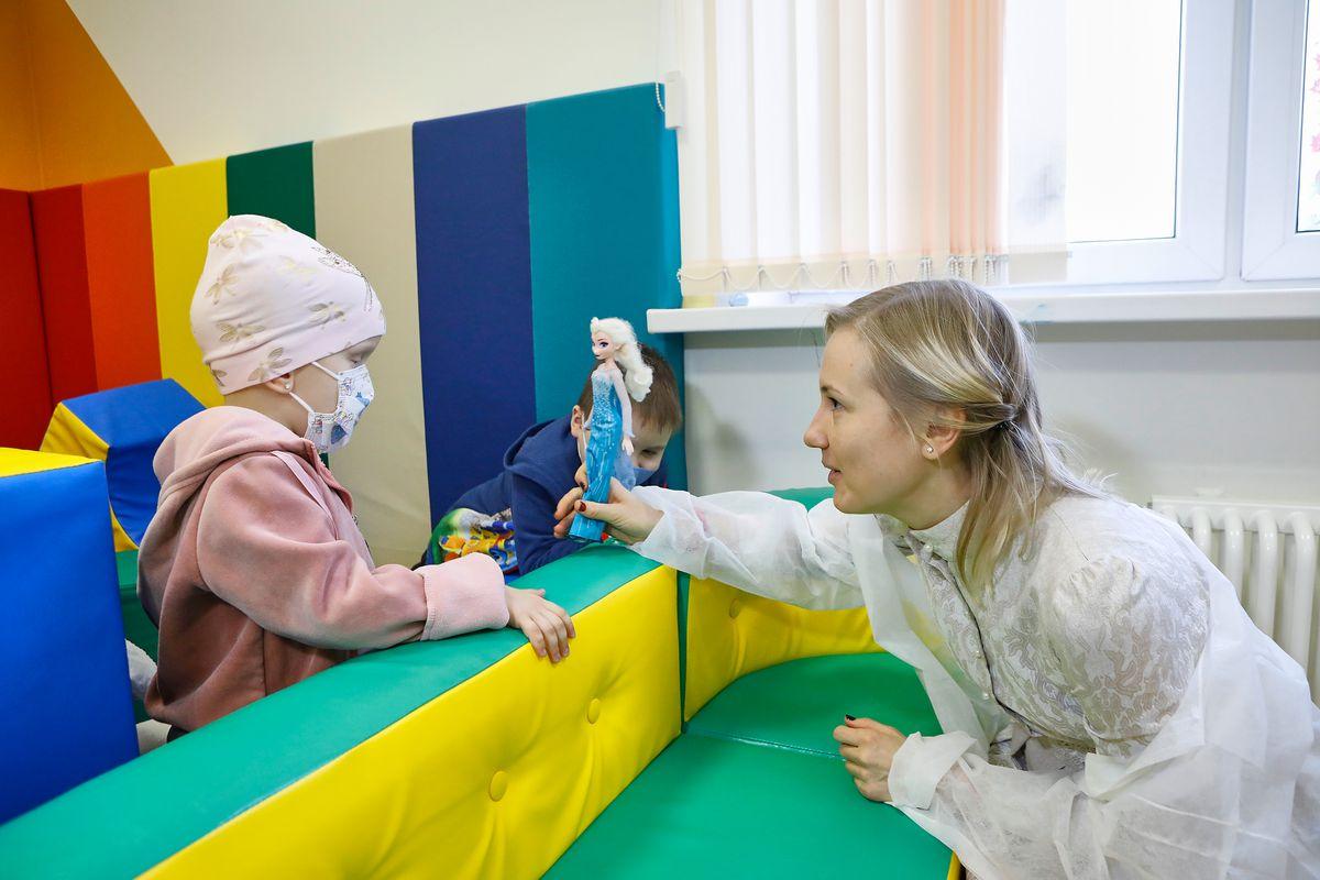 Андрей Воробьев губернатор московской области - Онкологический диспансер в Балашихе