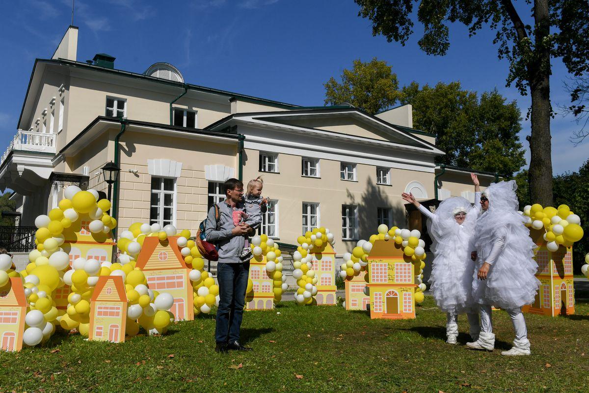 Андрей Воробьев губернатор московской области - Государственный детский хоспис открылся в Подмосковье