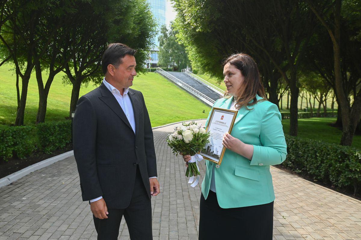 Андрей Воробьев губернатор московской области - Квартиры для специалистов. Как работает программа «Социальная ипотека»
