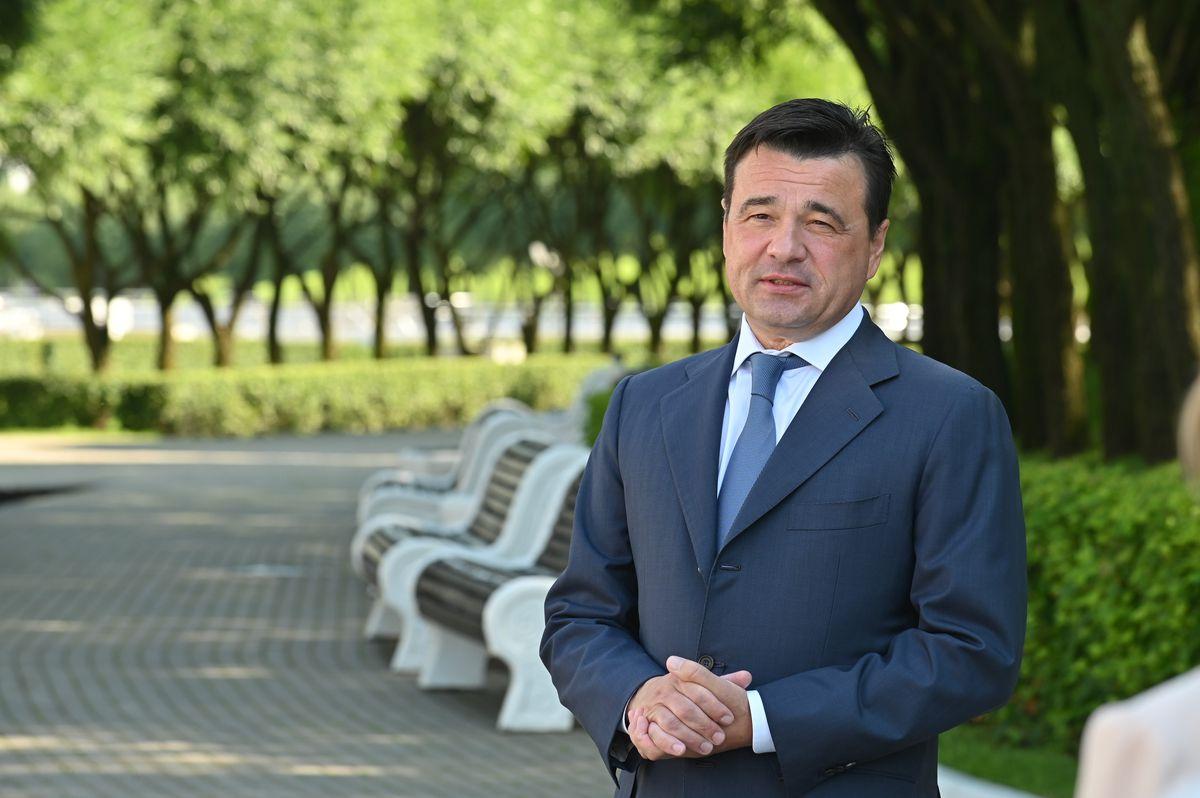 Андрей Воробьев губернатор московской области - Воспитателям детских садов вручили сертификаты по социальной ипотеке