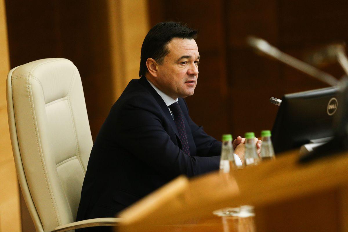 Андрей Воробьев губернатор московской области - Помогать коммунальщикам, ликвидировать недострой: что обсудили на заседании правительства