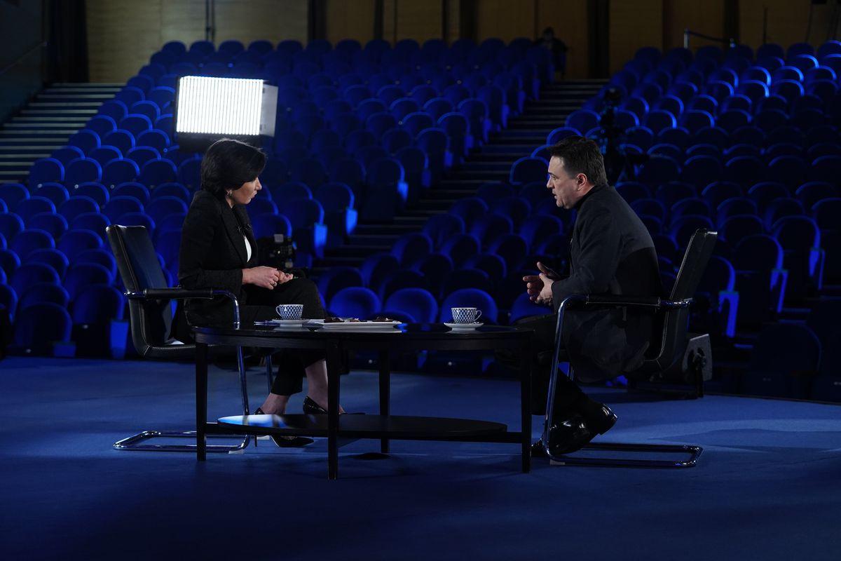 Андрей Воробьев губернатор московской области - Андрей Воробьев — Ирада Зейналова. Прямой разговор