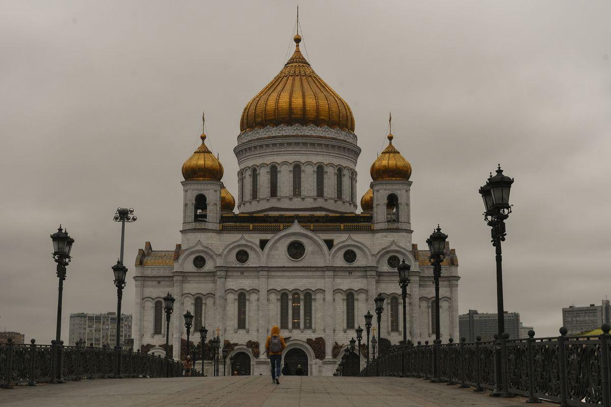 Андрей Воробьев губернатор московской области - Андрей Воробьев поздравил патриарха Кирилла с 73-летием