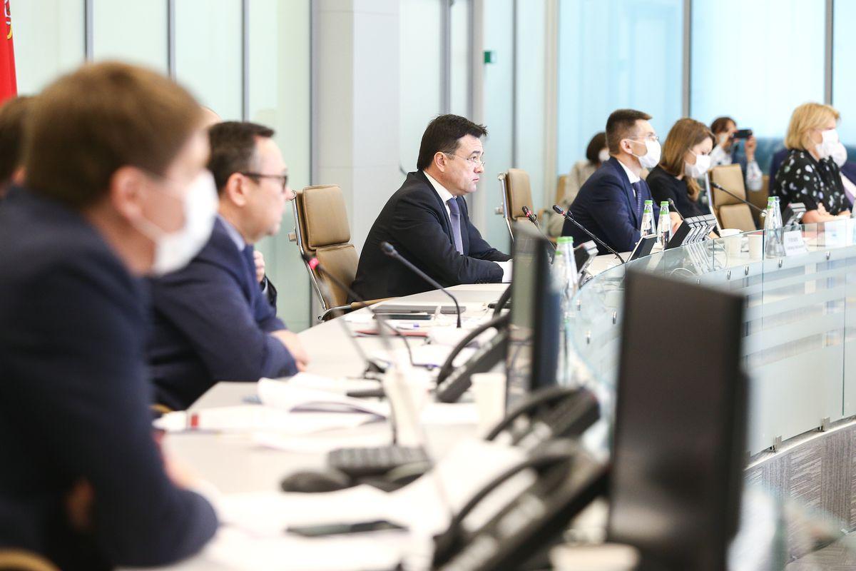 Андрей Воробьев губернатор московской области - Поддержка и противодействие. В Подмосковье продолжают борьбу с коронавирусом