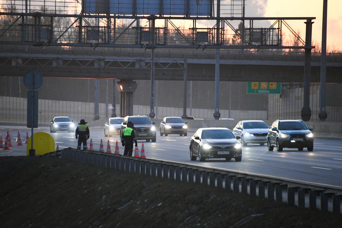 Андрей Воробьев губернатор московской области - Петербург стал ближе — в Подмосковье проверили готовность трассы М11