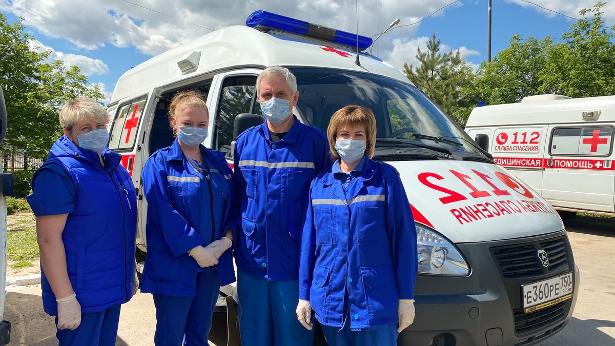 Андрей Воробьев губернатор московской области - По итогам МРТ: в Зарайске провели уже 617 исследований на новом аппарате