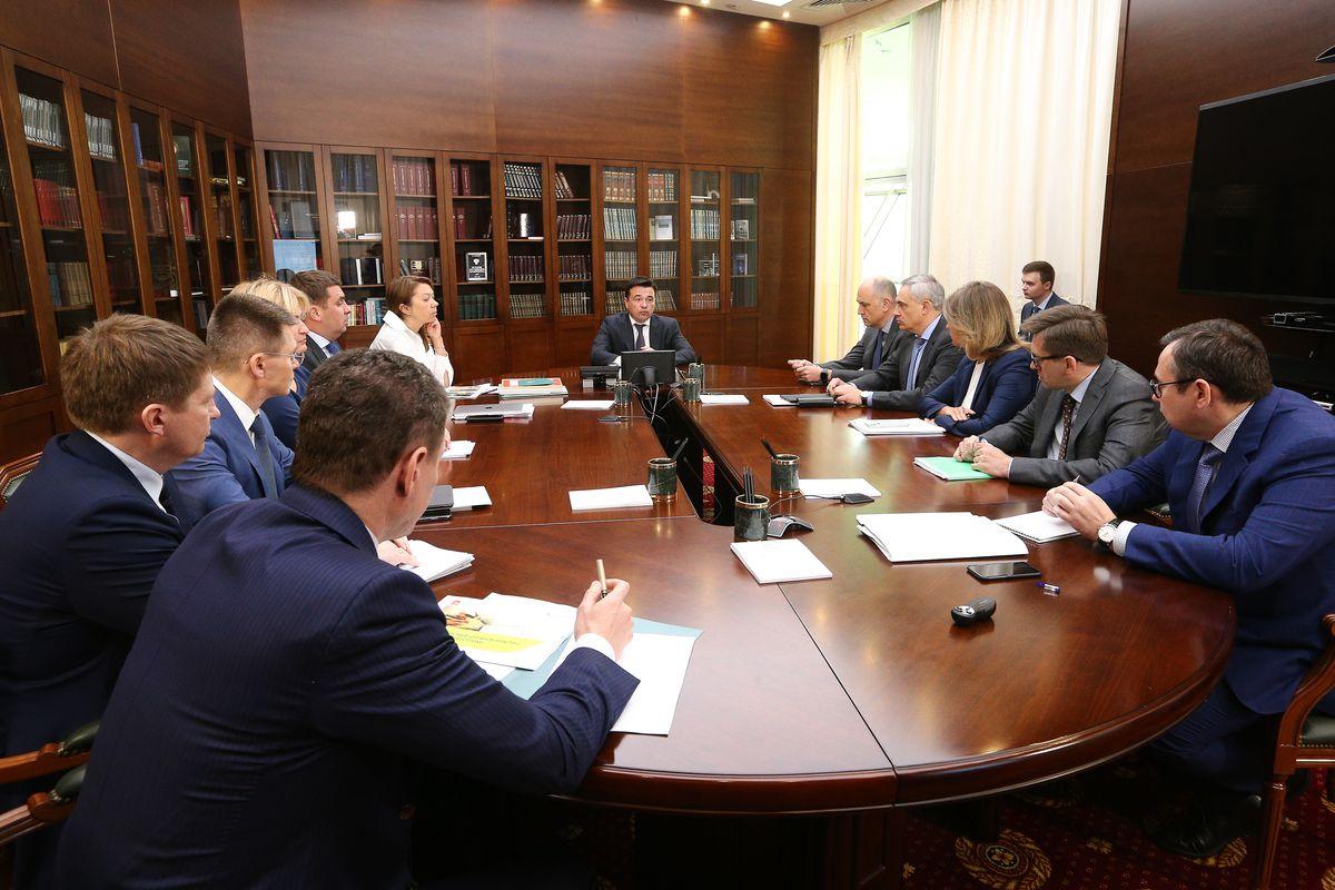 Андрей Воробьев губернатор московской области - Андрей Воробьев отметил важность работы по обеспечению безопасности в детских лагерях