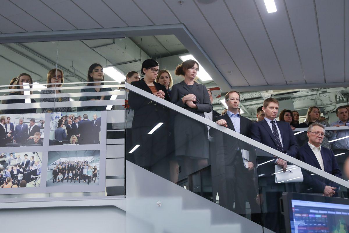 Андрей Воробьев губернатор московской области - Будущее для всей области. Подмосковье продолжит успешную цифровизацию