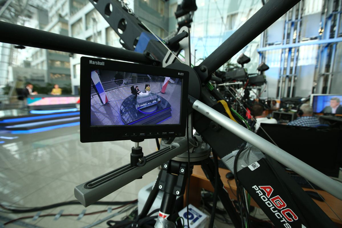 Андрей Воробьев губернатор московской области - Итоги месяца в эфире телеканала «360°»