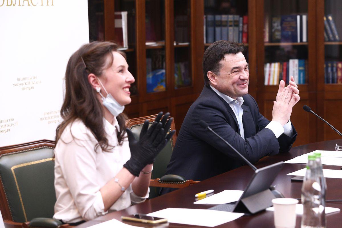 Андрей Воробьев губернатор московской области - Последний звонок онлайн — концерт и поздравление губернатора
