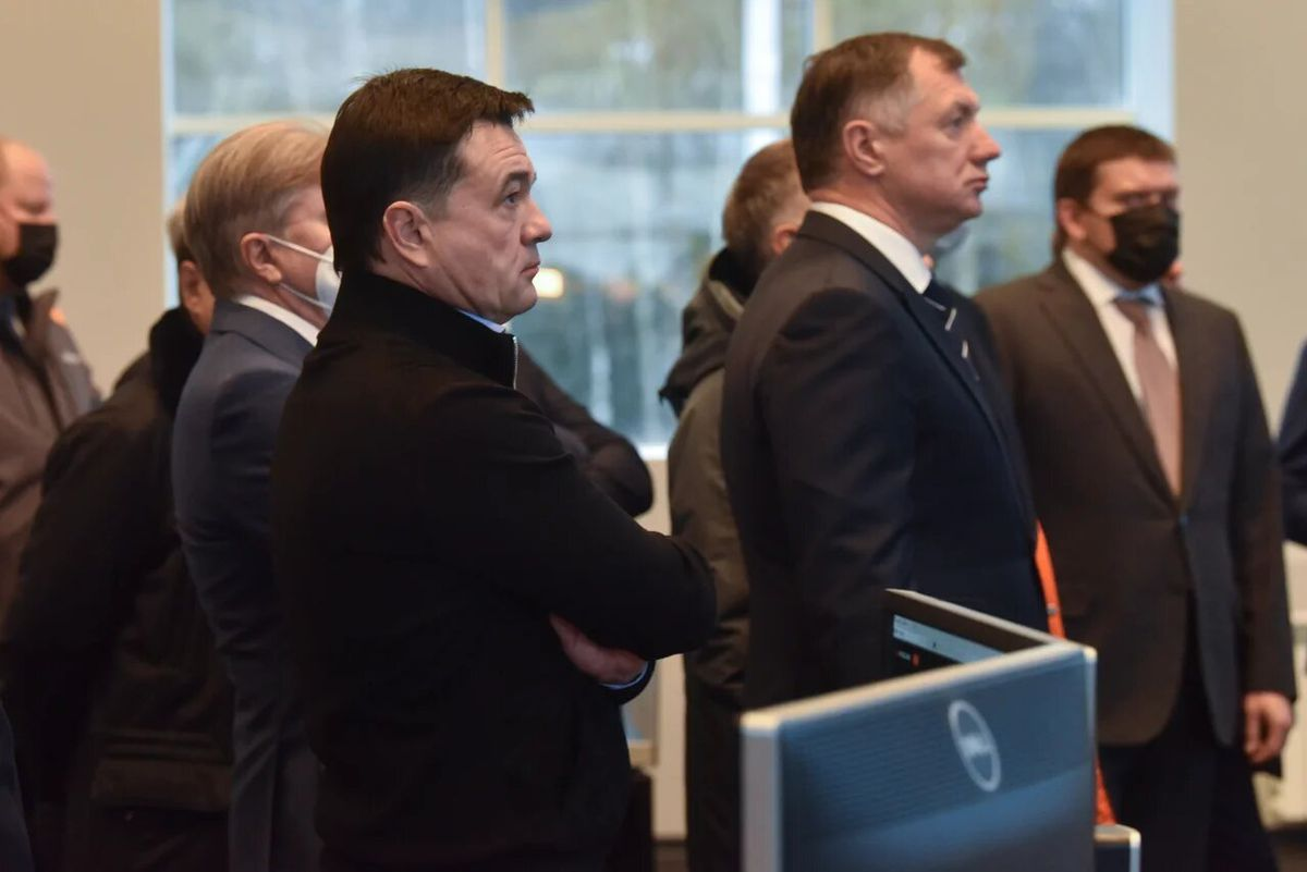 Андрей Воробьев губернатор московской области - В три раза быстрее. Открыт новый участок ЦКАД