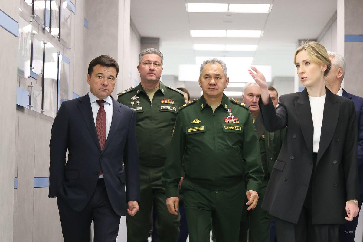 Андрей Воробьев губернатор московской области - Все по-настоящему. Центр военно-патриотического воспитания «Авангард» заработал на полную мощность
