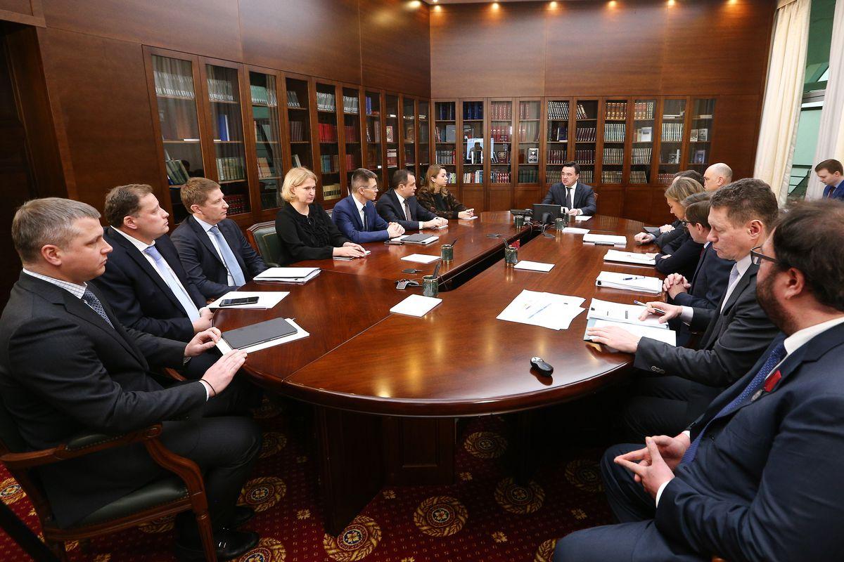 Андрей Воробьев губернатор московской области - Подвести итоги и обеспечить безопасность: что обсудили на совещании с зампредами