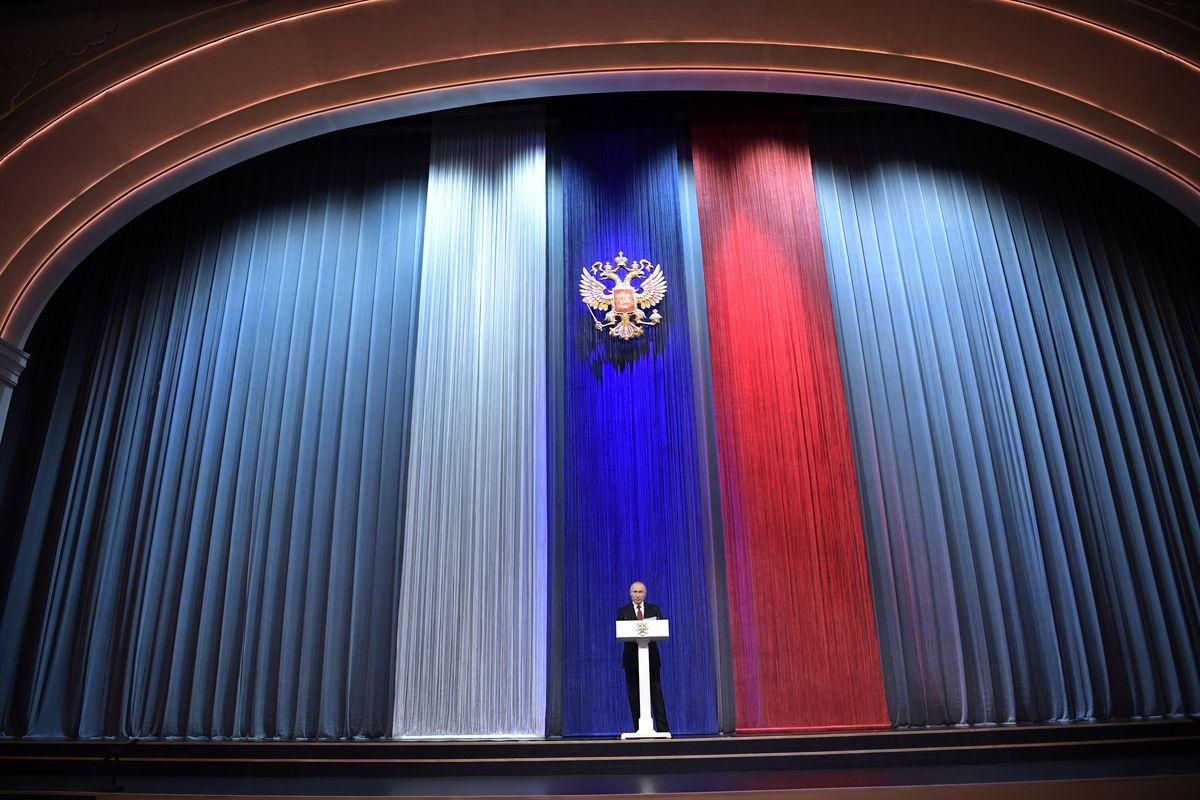 Андрей Воробьев губернатор московской области - Торжественный вечер, посвященный Дню защитника Отечества