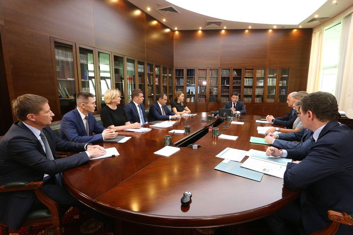 Андрей Воробьев губернатор московской области - Выборы, благоустройство и дороги: что обсудили на совещании с зампредами