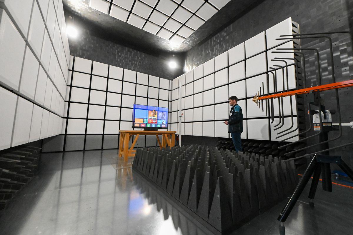 Андрей Воробьев губернатор московской области - Теория и практика. Как на «ПромМаш Тесте» в Чехове готовят молодых специалистов