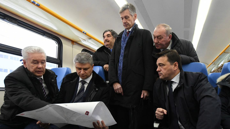 Быстрая дорога. Скоростные поезда начали курсировать между Москвой и Одинцово