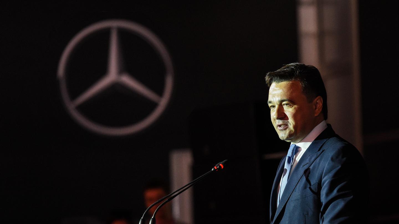 Андрей Воробьев губернатор московской области - Зарубежный бизнес. Как Подмосковье привлекает в регион лучшие иностранные компании