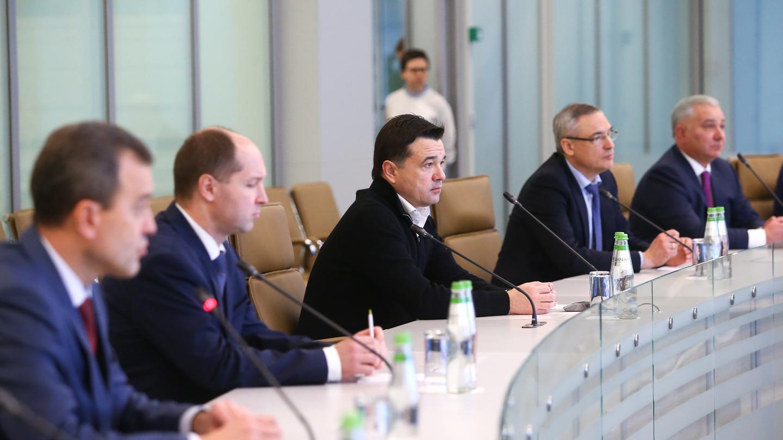 Андрей Воробьев губернатор московской области - Оперативная реакция: в Подмосковье заработал ЦУР