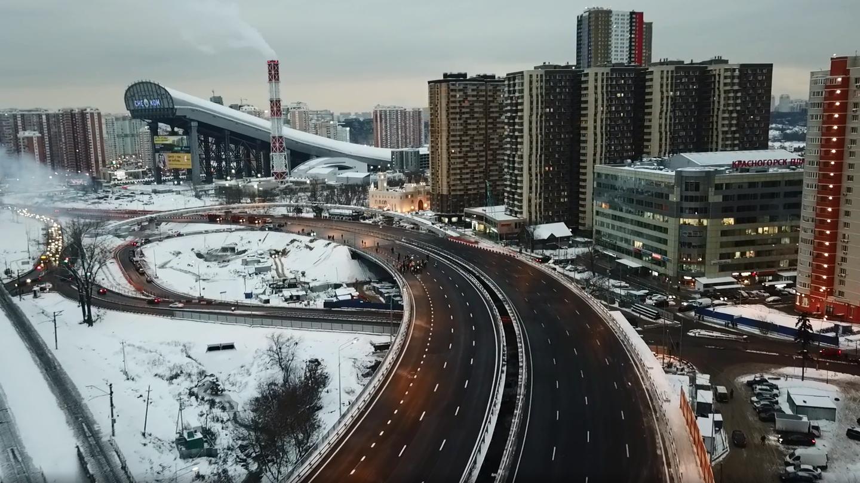 Андрей Воробьев губернатор московской области - В Красногорск — без пробок