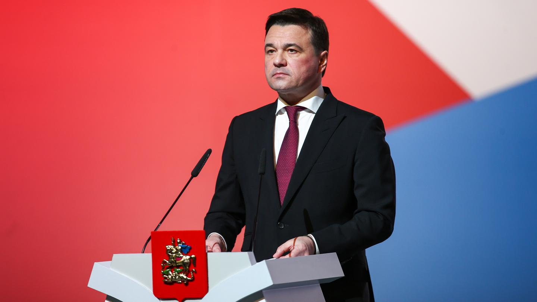 Андрей Воробьев губернатор московской области - Здравоохранение. Дальнейшее развитие отрасли в регионе