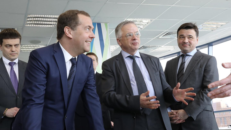 Кадровая политика в научной сфере: Дмитрий Медведев провел совещание в МФТИ