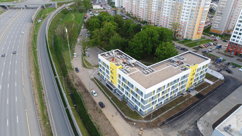 Более 600 посещений в смену: в Химках открылась новая поликлиника