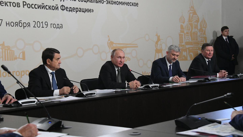 Андрей Воробьев губернатор московской области - М11 для Подмосковья. Президент открыл трассу «Нева», почему она важна для нас