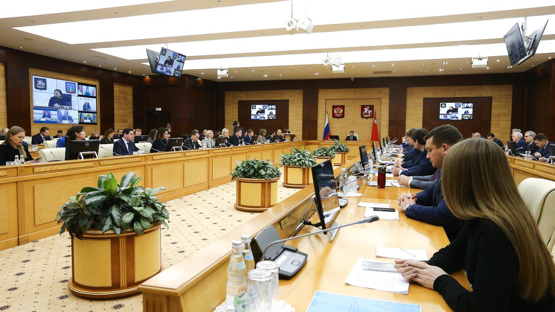 Андрей Воробьев губернатор московской области - Зима начинается с уборки. Что обсудили на заседании правительства