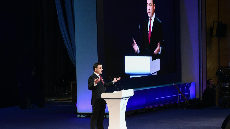 Андрей Воробьев губернатор московской области - Защищать и продвигать подмосковных предпринимателей