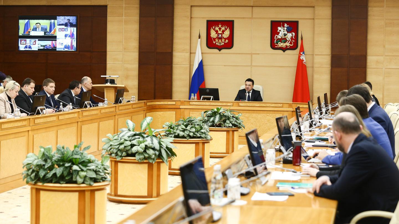Андрей Воробьев губернатор московской области - Ты — это то, что тебя окружает. Благоустройство Подмосковья в 2020 году
