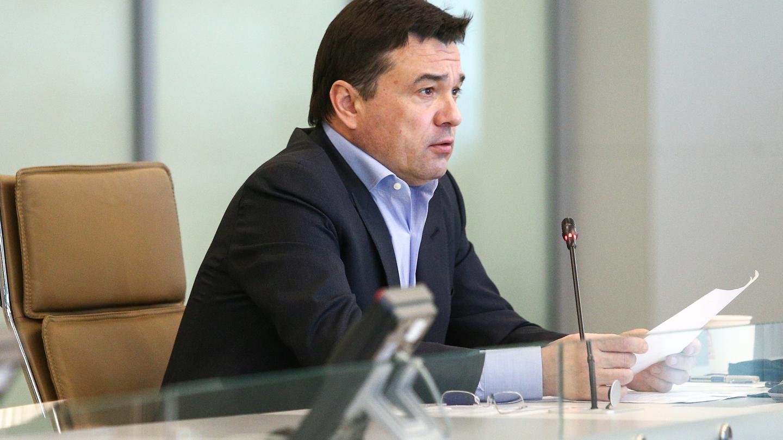 Андрей Воробьев губернатор московской области - C 18 мая в Подмосковье отменяется часть ограничений по коронавирусу