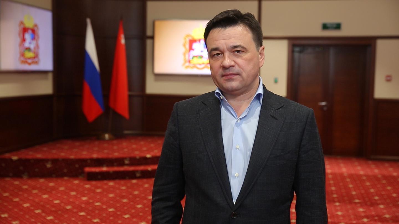 Андрей Воробьев губернатор московской области - Задача — справиться. С коронавирусом, дождями, выходом из самоизоляции